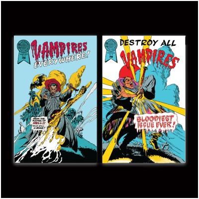 The Lost Boys - Prop Replica Comic Books