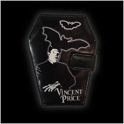 Vincent Price Coffin Wallet
