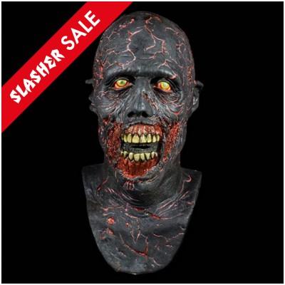 The Walking Dead Charred Walker Mask - SALE