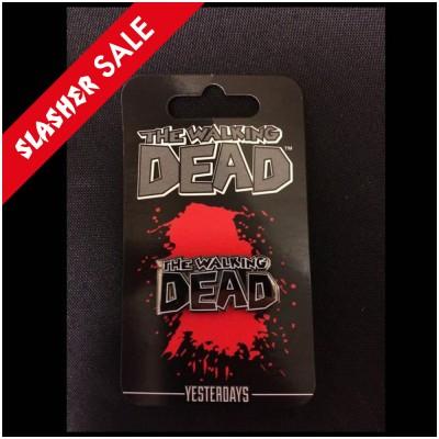 The Walking Dead Logo Pin - SALE