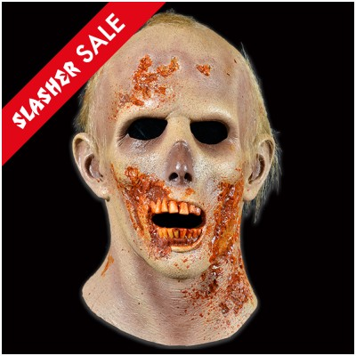 The Walking Dead Zombie Mask - RV Screwdriver Walker - SALE