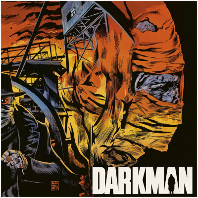 Waxwork Records Darkman Vinyl