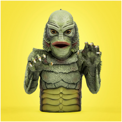 Waxwork Spinature - Creature from the Black Lagoon - PRE ORDER