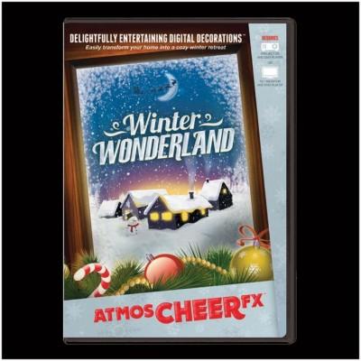 AtmosCHEERfx Winter Wonderland DVD