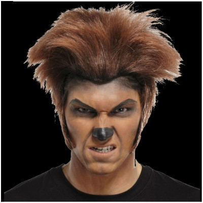 Brown Werewolf Wig