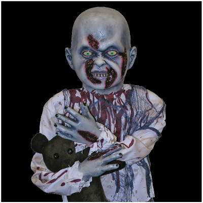 Life size Zombie Boy