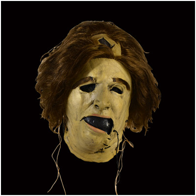 Texas Chainsaw Massacre Leatherface 1974 Grandma Mask