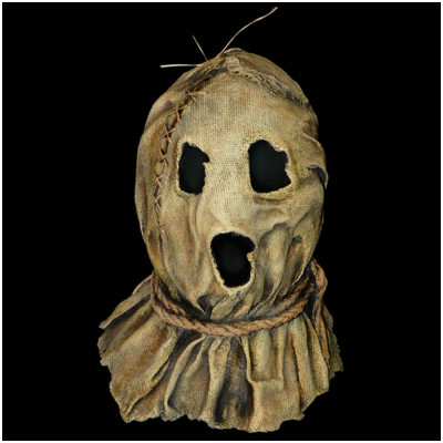 Dark Night of the Scarecrow Mask - Bubba