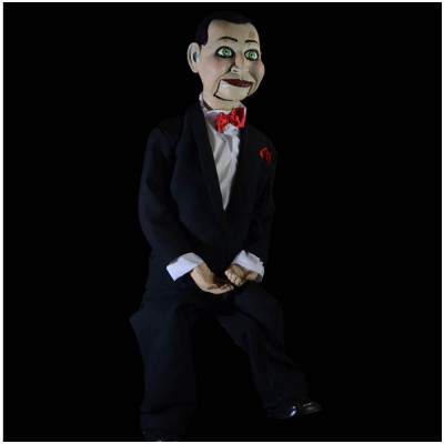 Official Licensed Dead Silence Billy Puppet Prop