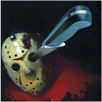 Waxwork Records Friday the 13th The Final Chapter