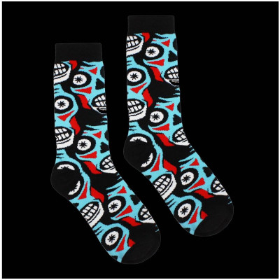 Creepy Co. Disguised Socks