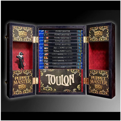 Puppet Master Toulon's Trunk