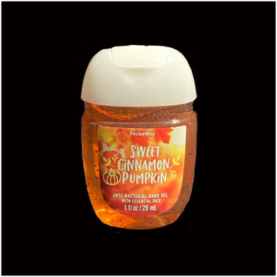 Bath & Body Works - Sweet Cinnamon Pumpkin Hand Sanitiser 29ml