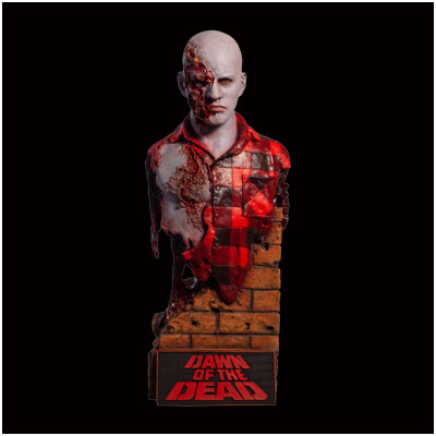 Dawn of the Dead - Airport Zombie Bust - PRE ORDER