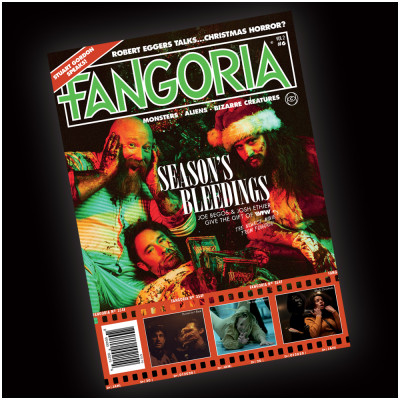 FANGORIA Issue 6