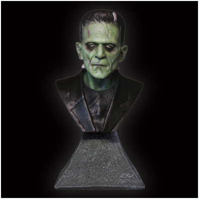 Universal Monsters Frankenstein Mini Bust