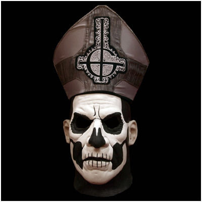 Official Deluxe Ghost Papa Emeritus 2 Mask