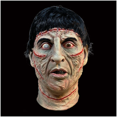 Hammer Horror The Curse of Frankenstein Mask - PRE ORDER