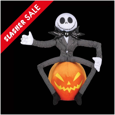 Nightmare Before Christmas - Jack Skellington Door Greeter