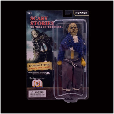 """Mego 8"""" Action Figure - Scary Stories to Tell in the Dark, Harold - PRE ORDER"""