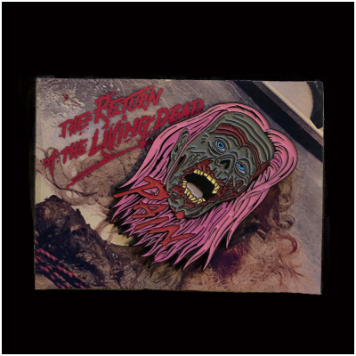 Return of the Living Dead Autopsy Pain Zombie Pin