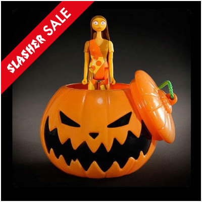 SDCC 2015 Exclusive Nightmare Before Christmas Sally ReAction Figure in Pumpkin - SALE