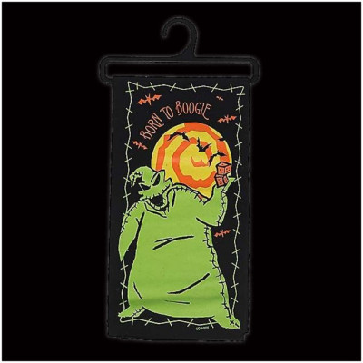 Spirit Halloween - Oogie Boogie Tea Towel