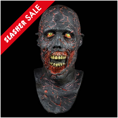 The Walking Dead Charred Walker Mask - SALE